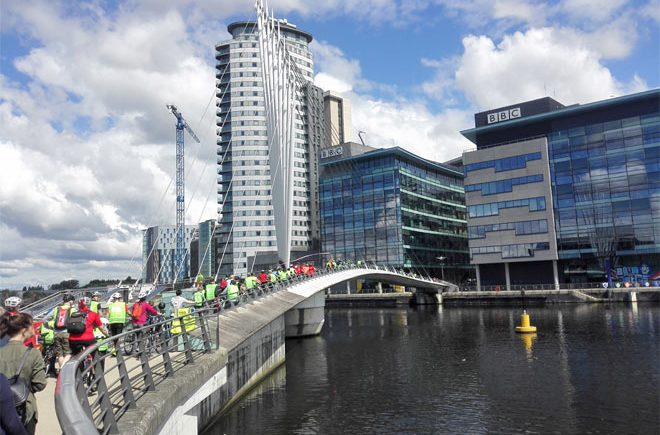 manchester city ride in media city