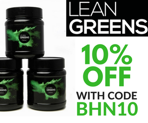 Lean Greens Supergreens powder discount