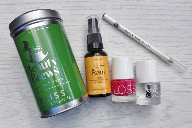 lovelula beauty box august 2017