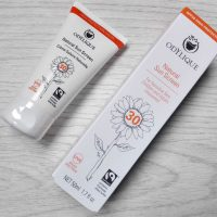 Review: Odylique Natural Sunscreen SPF30