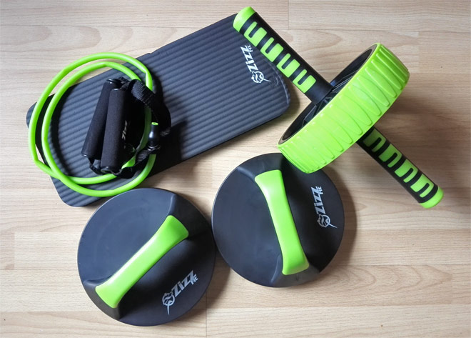 home fitness kit zizz fit