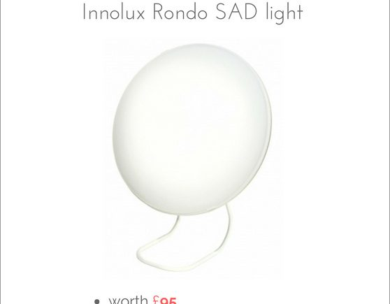 Win Innolux Rondo sad lamp