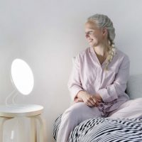 Improving your mood with a bright light therapy – Rondo LED lamp review