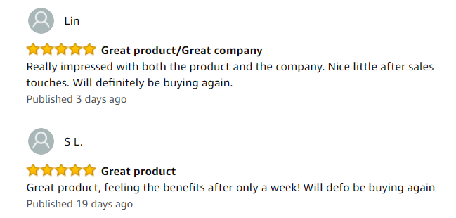 lean greens customer reviews