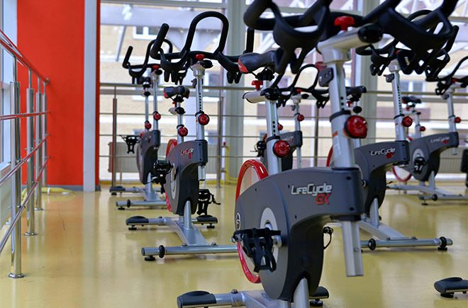 indoor cycling machines