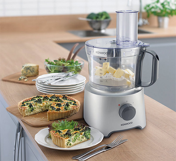 kenwood FDP301SI food processor