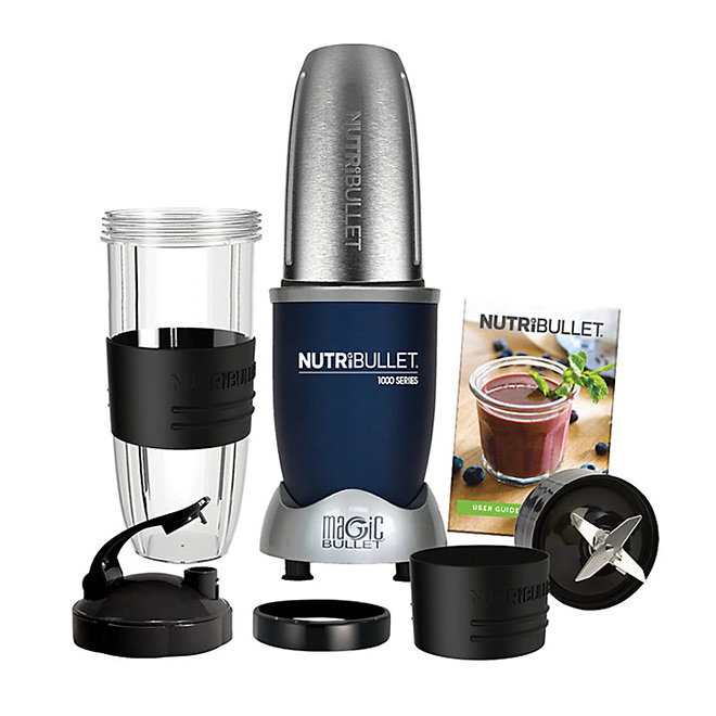 nutribullet 1000 series blue