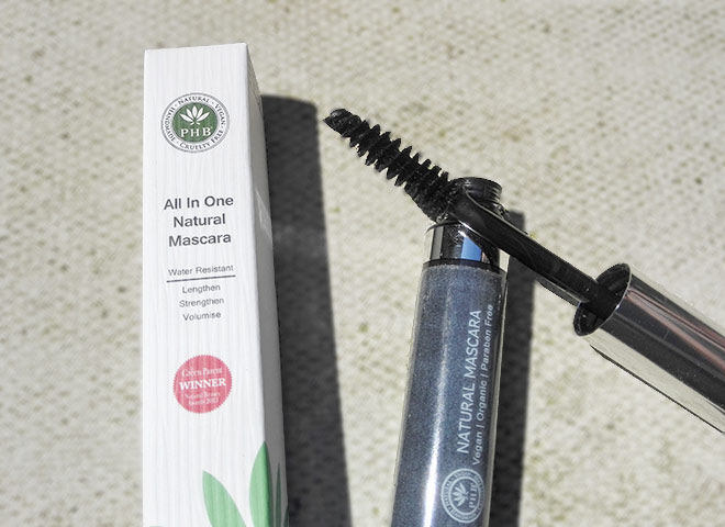 phb natural mascara brush