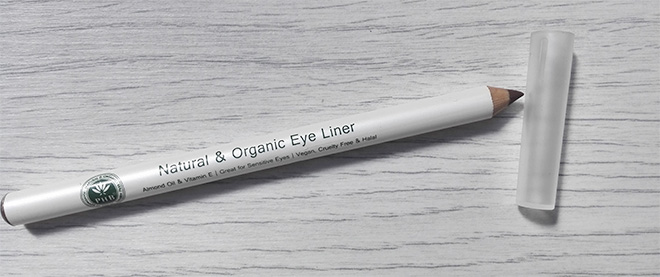 phb natural & organic vegan eyeliner - brown