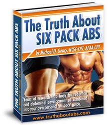 the truth about six pack abs - ebook