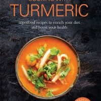 Giveaway: Cooking With Turmeric cookbook