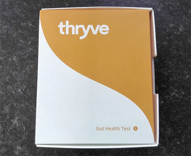 thryve gut health test