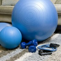 Top tips for working out at home