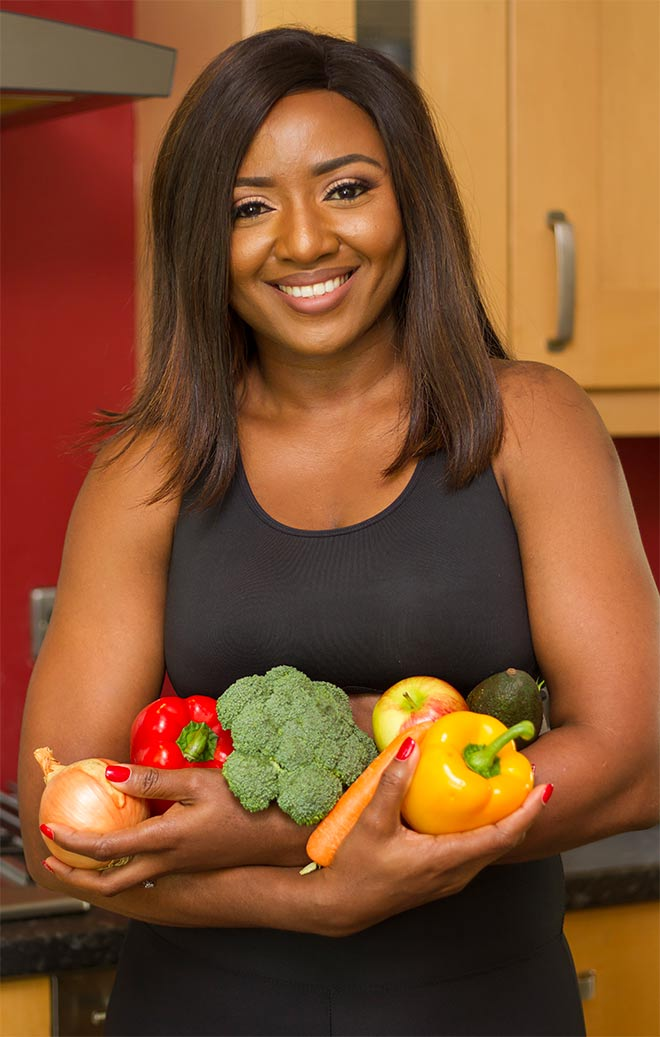 april laugh certified nutritionist