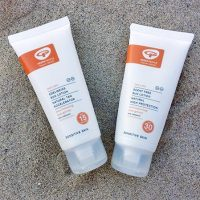 Organic sunscreens from Green People – Review