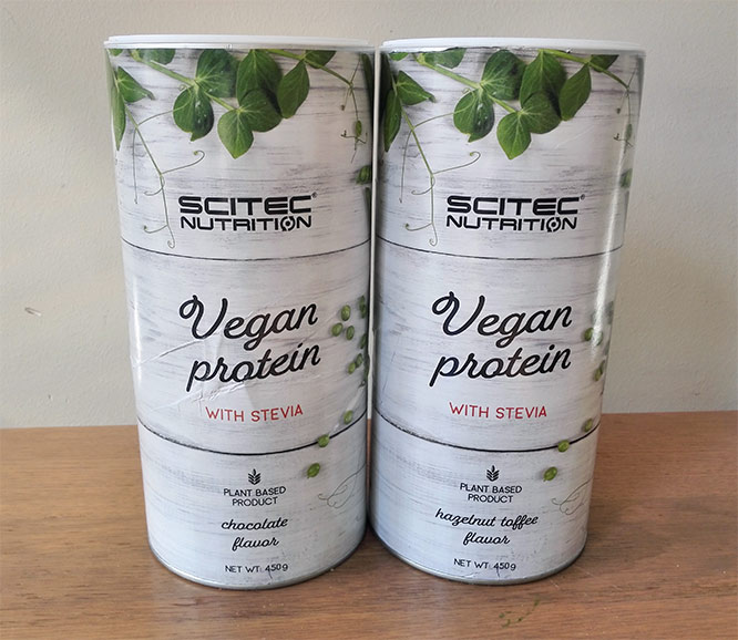 vegan protein powders scitec nutrition