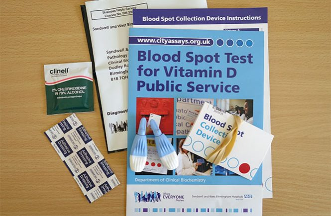 better you vitamin D test from nhs