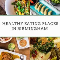 Best healthy eating places in Birmingham: Healthy restaurants, cafes and takeaways