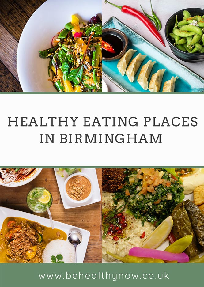 Best Healthy Eating Places In Birmingham Healthy