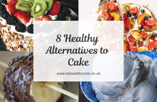 8 Healthy Alternatives to Cake