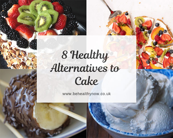 Healthy Cake Alternatives