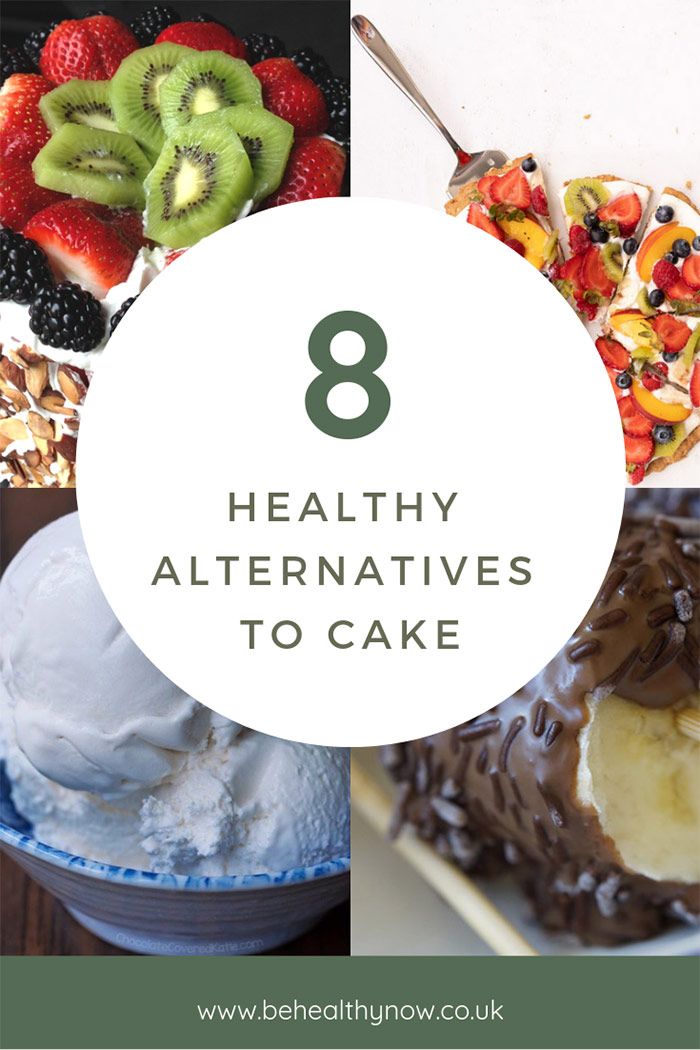 8 Healthy Cake Alternatives