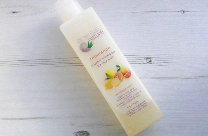 Essentially Nature Rebalance shampoo