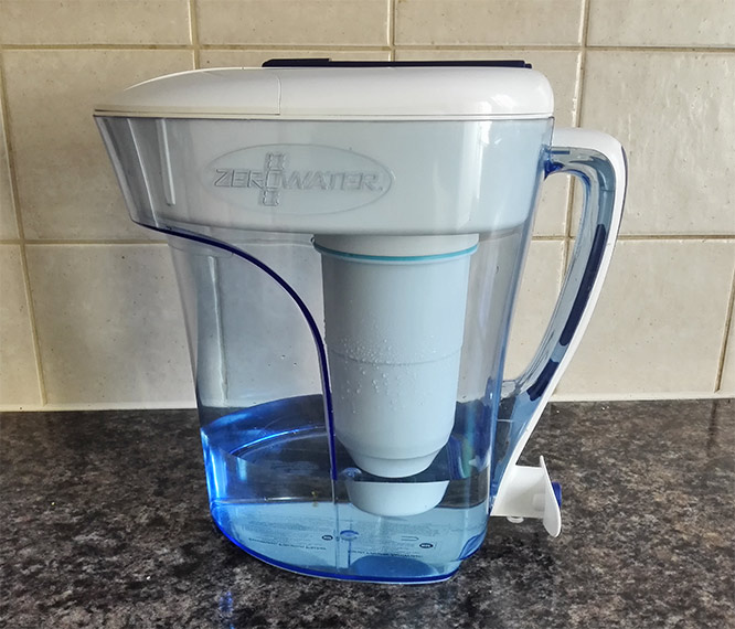 Zerowater filter jug 12 cup