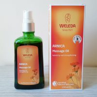 Weleda Arnica Massage Oil - For Muscular Aches, Arthritis And Joint Pain Relief (Review)