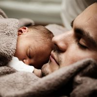 How the Blue Light is affecting your and your Baby's Sleep