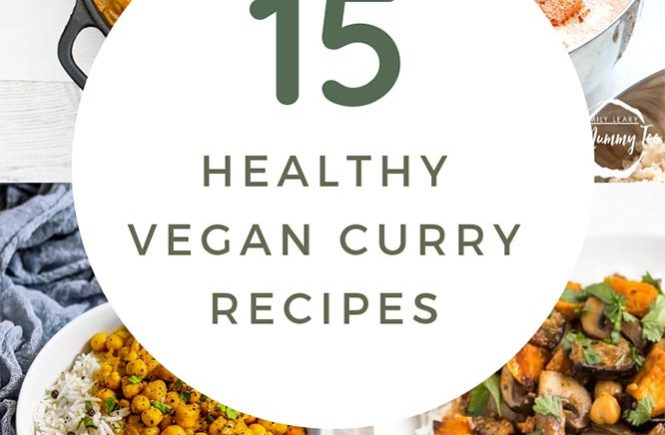 Best vegan curry recipes: Healthy vegan curries
