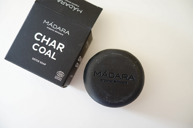 Madara Charcoal Detox soap bar