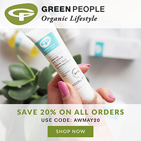 Green People - get 20% off here