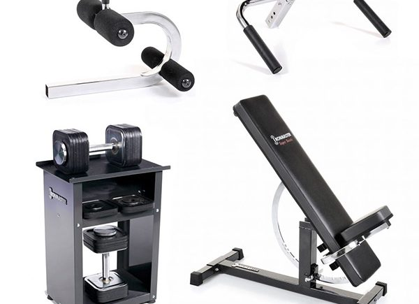 Ironmaster compact home gym