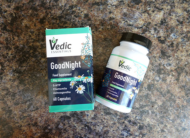 Vedic Essentials GoodNight sleep supplement