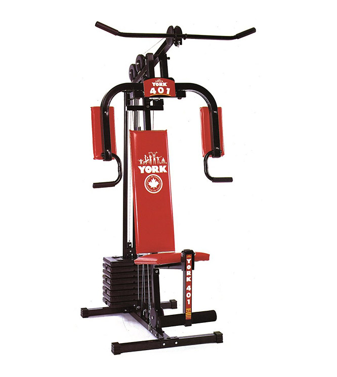 York 401 Compact Home Gym