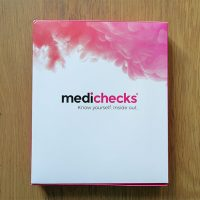 Testing your cholesterol levels at home using Medichecks home kit