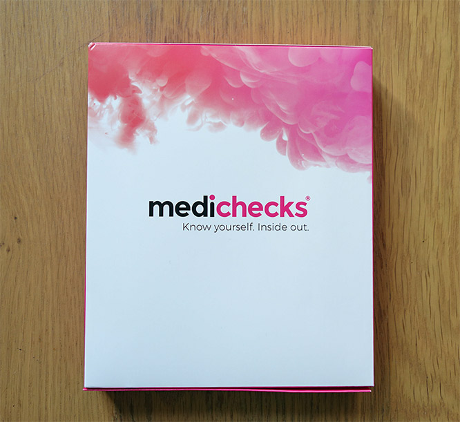 Medichecks cholesterol home test