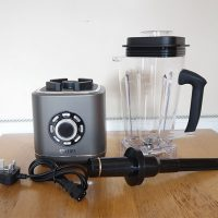 Greenis Power Blender 8880 - A cheaper alternative to Vitamix (Review)
