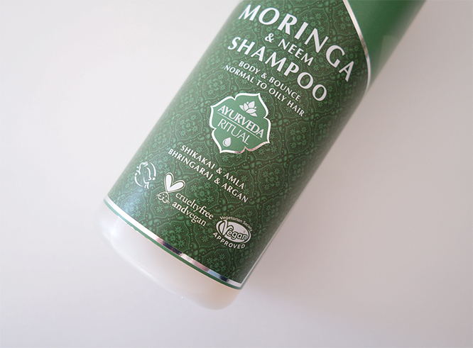 moringa neem shampoo is vegan