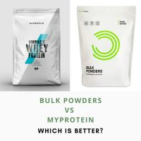 Bulk Powders vs Myprotein: Which is better?