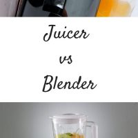 Juicer vs Blender: What's the difference and which one should you buy?