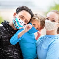 Cloth Face Masks: How To Check For Their Quality