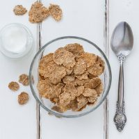 Are bran flakes healthy?