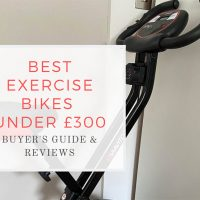 Best Exercise Bikes under £300: Buyer's Guide & Reviews