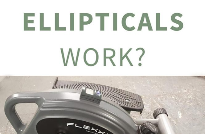 do under desk ellipticals work?
