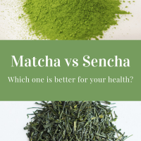 Matcha vs Sencha Green Tea: Which one is better for your health?
