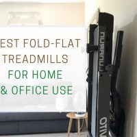 Best fold flat treadmills for home and office use