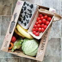 Organic Fruit & Veg Box from Riverford - My honest review