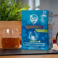 Introducing Spatone Natural Liquid Iron Supplement (Review)